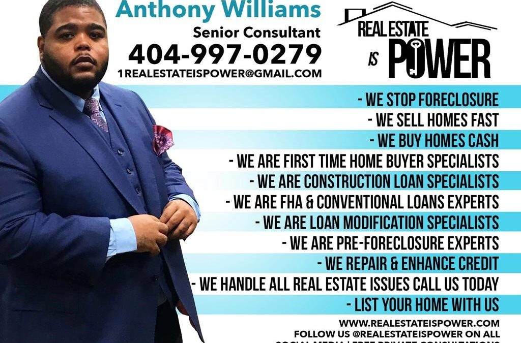 Real Estate is Power